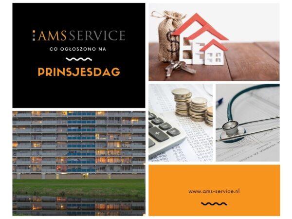Prinsjesdag, podatki w Holandii, Hipoteka w Holandii, podatki w Holandii, jakie można uzyskać ulgi w Holandii, co zyskasz mając hipotekę, zmiany w podatkach w Holandii